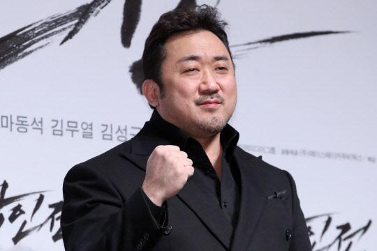 """마동석, 마블영화 '더 이터널스' 출연?…소속사 """"답변 기다리는 중"""""""